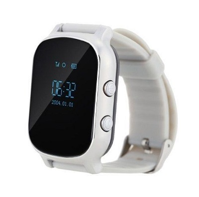 T58 часы с GPS