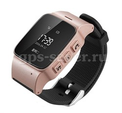 Smart Baby Watch D99 (EW100), бронза - фото 4722