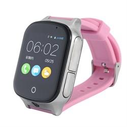 Smart Baby Watch T100, розовый - фото 5045