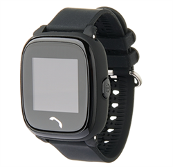 Smart Baby Watch W9 (GW400S), черный - фото 5076