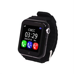 Smart Baby Watch GPS X10, черные - фото 5101