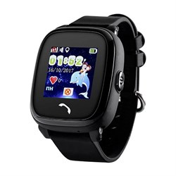 Smart Baby Watch W9 (GW400S), черный - фото 5233