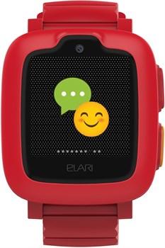 Детские умные часы Elari Kidphone 3G, красные - фото 5275