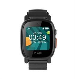 Детские часы Elari Fixitime 3, черные - фото 5296