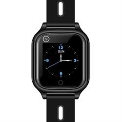 Smart Watch FA28 с видео-связью, черные - фото 5579