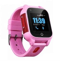 Smart Watch FA28 с видео-связью, розовые - фото 5582