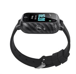Smart Watch FA27T с термометром, черные - фото 5661