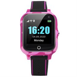 Smart Watch FA27T с термометром, розовые - фото 5745