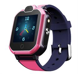 Smart Watch Wonlex Q900 с видео-связью, розовые - фото 5748