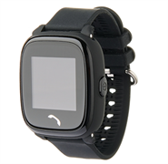 Smart Baby Watch W9 (GW400S), черный