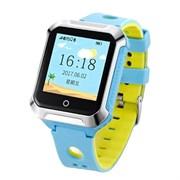 Smart Baby Watch W10 водонепроницаемые, голубые