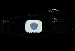 GPS ошейник для собак, черный