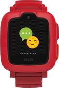 Детские умные часы Elari Kidphone 3G, красные