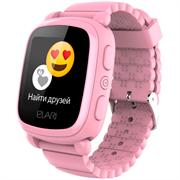 Детские часы Elari Kidphone 2, розовые