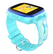Часы с видеозвонком Q500, голубые