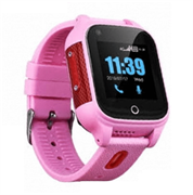 Smart Watch FA28 с видео-связью, розовые