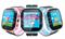 сенсорные GPS часы с фонариком