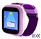 Smart Baby Watch Q100, фиолетовый - фото 5143