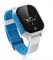 Умные часы FA23, бело-голубые - фото 5190