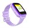 Детские смарт часы Q500 с видео-звонком, фиолетовые - фото 5499