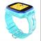 Детские смарт часы Q500 с видео-звонком, фиолетовые - фото 5509