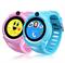 Детские умные часы с GPS Q360, синий - фото 5539