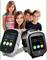 Smart Baby Watch GPS T100, серый - фото 5639